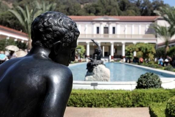 Gety Villa fuente
