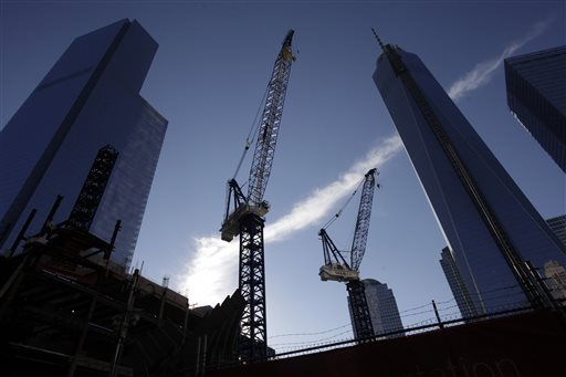 Sept 11 Construction Glance