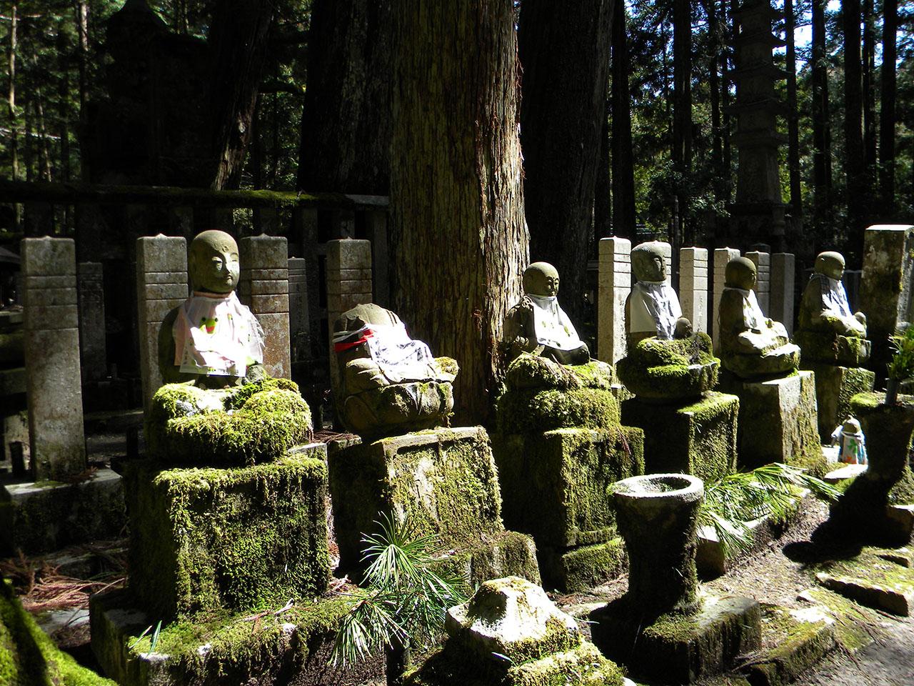 Cemetery @Koyasan