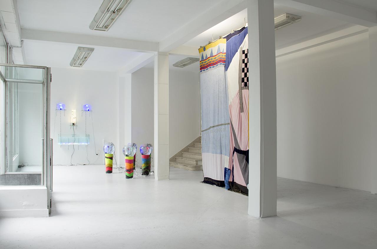 Exhibition space Komplot