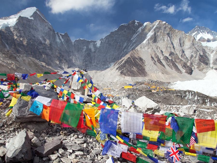 Resultado de imagen para Campamento base del Everest
